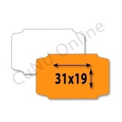 Irex Etiketten 31x19mm Preisetiketten 31x19 für Irex und Evo Preisauszeichner