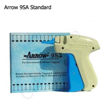 Standard Etikettierpistole Arrow 9SA, Heftpistole inkl. Standard Nadel Mark 1