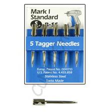 Standard Ersatznadeln für Etikettierpistolen Standard Nadel aus Stahl Mark 1 (B SS)