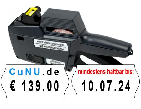 CuNU Preisauszeichner C2512