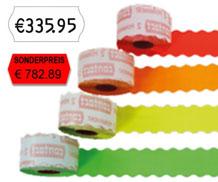 Preisetiketten kaufen | Etiketten für Preisauszeichner und Handauszeichner