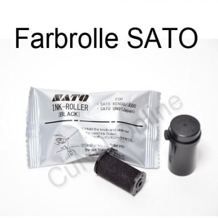 Farbrolle für SATO Kendo, Judo Handauszeichner