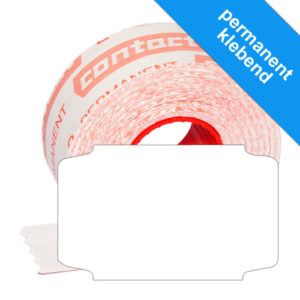 31x19mm Preisetiketten für Irex 2000 Preisauszeichner