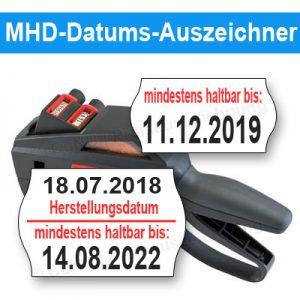 MHD Kennzeichnung - Auszeichner für Datumsangaben
