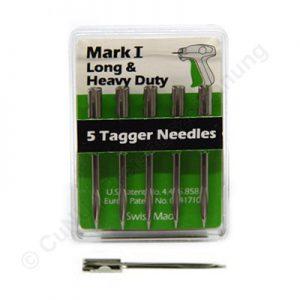 lange und starke Nadel für Textilpistole