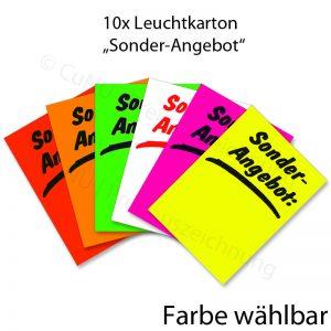 DIN A4 Plakatkarton Sonderangebot