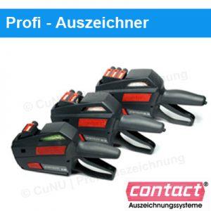 contact Preisauszeichner - Professionelle Handauszeichner, Etikettiergeräte