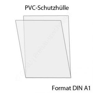 PVC Schutzhülle DIN A1