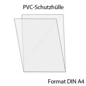 PVC Schutzhülle DIN A4