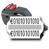 Inventur-Auszeichner für Artikelnummern, Chargennummern - contact premium 24.19 Industrie