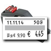 Auszeichner für Datum, MHD, Füllgewicht, Grundpreis und VK-Preis
