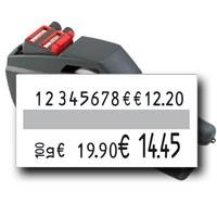 Grundpreis Auszeichner für 37x19mm Etiketten