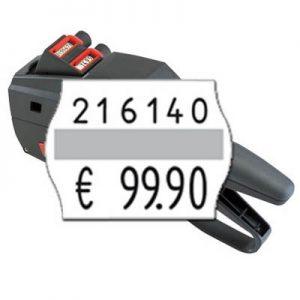 Preisauszeichner contact premium 12.22 für 22x16mm Etiketten