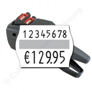 zweizeiliger Handauszeichner contact premium 14.22