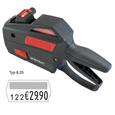 Preisauszeichner 25x12mm - contact 8.25