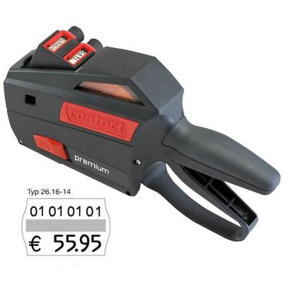 21002616-14 Preisauszeichner contact premium 26.16-14
