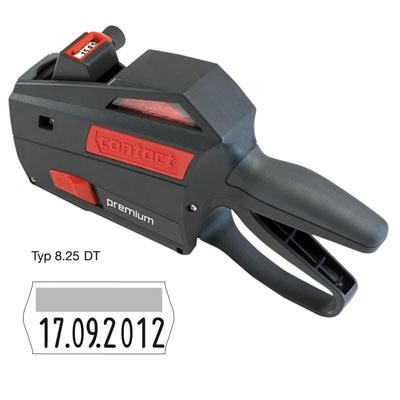 A21080825, Auszeichner contact premium 8.25DT für Datum