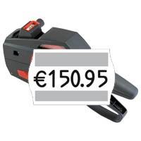 contact Etikettiergerät premium 6.16 Auszeichner für Preisetiketten im Format 25x16mm, 6 Druckstellen