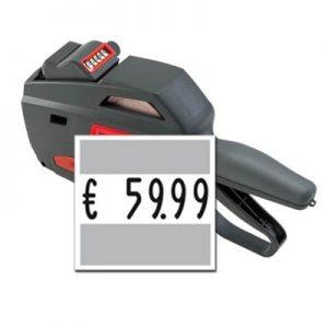 Preisauszeichner mit Großdruck, für Preis angaben auf 29x28mm Etiketten, contact premium 6.29 Super
