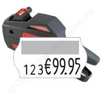 Etikettiergerät für 22x12mm Etiketten contact premium 8.22
