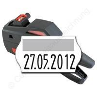 Datum Auszeichner für 22x12mm Etiketten, contact 8.22 DT, für Datumsangaben