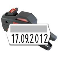 Preisauszeichner für Datum, contact premium 8.25 DT für MHD Kennzeichnung, 25x12mm Etiketten