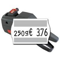 Grundpreisauszeichnung mit dem contact premium 9.16 Auszeichner für Grundpreise und Stückpreise, für 25x16mm Etiketten