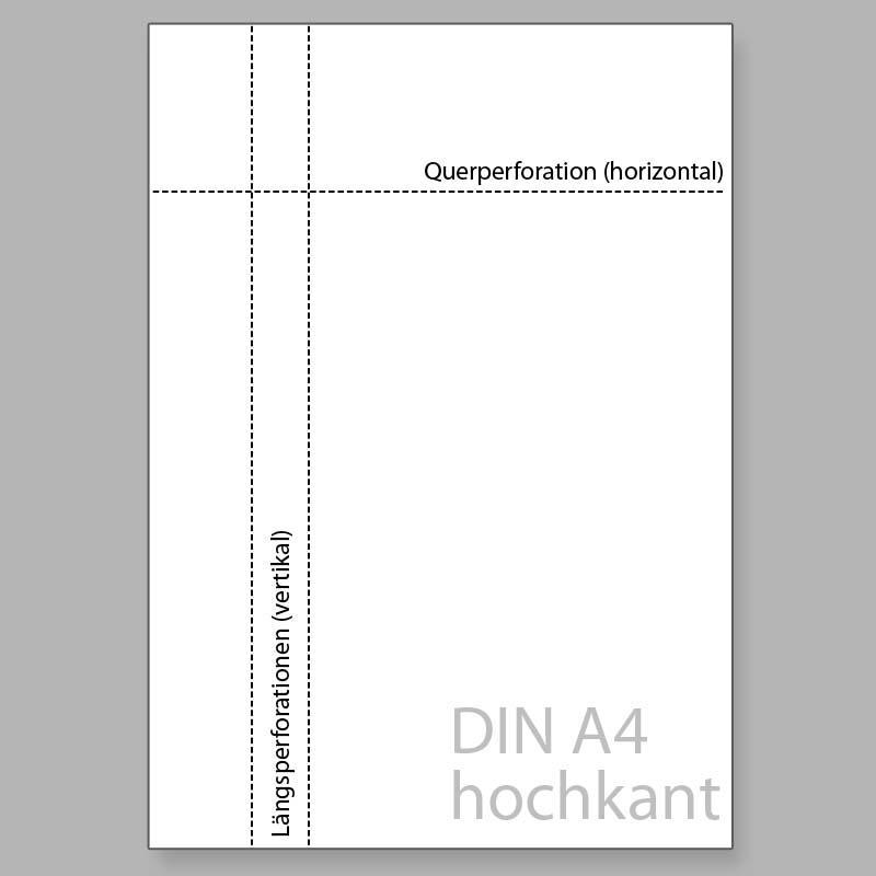 individuell perforiertes papier din a4 papier perforiert. Black Bedroom Furniture Sets. Home Design Ideas