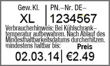 contact Eierauszeichner contact premium 24.19 Focus Eier