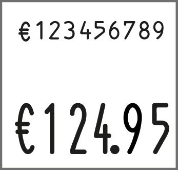 contact Preisauszeichner contact premium 16.29 Super