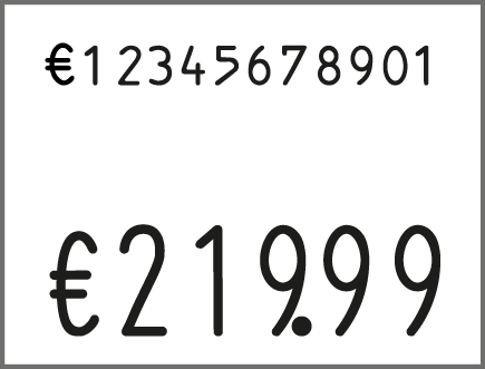 contact Etikettiergerät contact premium 37.28-1206 A