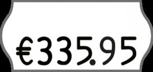 Preisauszeichner contact premium 6.26