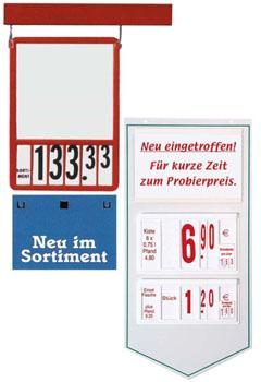 Getränke Preisschild