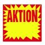 Aktionsetiketten für Handauszeichner