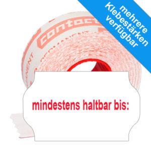 MHD Etiketten 32x19mm