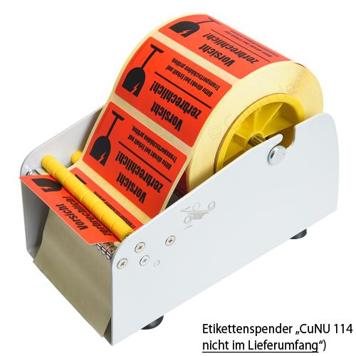 CuNU Spender 114 (Etiketten nicht im Lieferumfang)