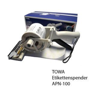 Towa 100 APN mit eingelegter Rolle