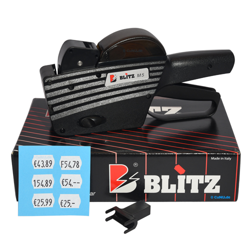 Blitz M5 inkl. Verpackung