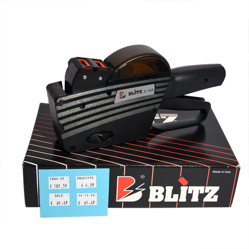 Blitz S16A mit Verpackung