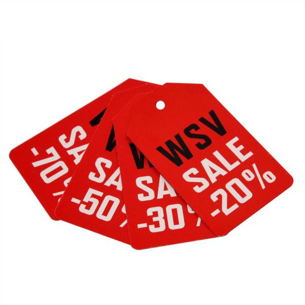WSV Anhänge-Etiketten