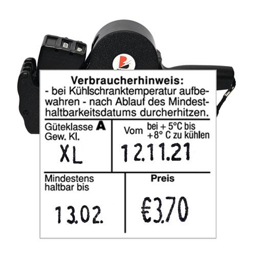 Blitz Eierverordnungsauszeichner 29x28mm