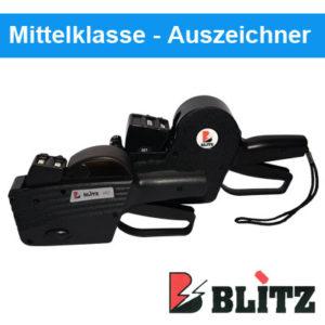 Blitz Etikettiergeräte - Handauszeichner für unterschiedliche Anwendungen